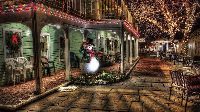 Hoe versier je het huis met kerst?