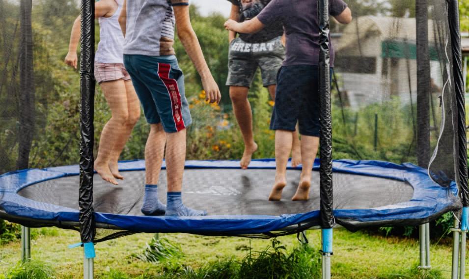 Veilig springen op de trampoline doe je zo